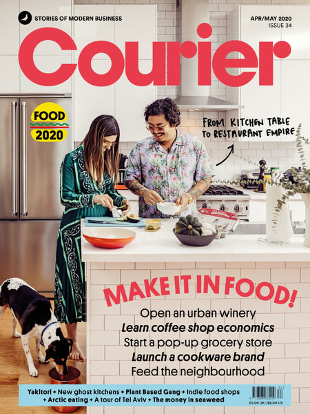 Courier Magazine, Issue 34