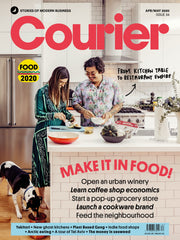 Courier Magazine, Issue 34 - The Library Project
