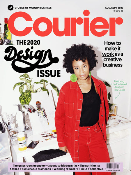 Courier Magazine, Issue 36