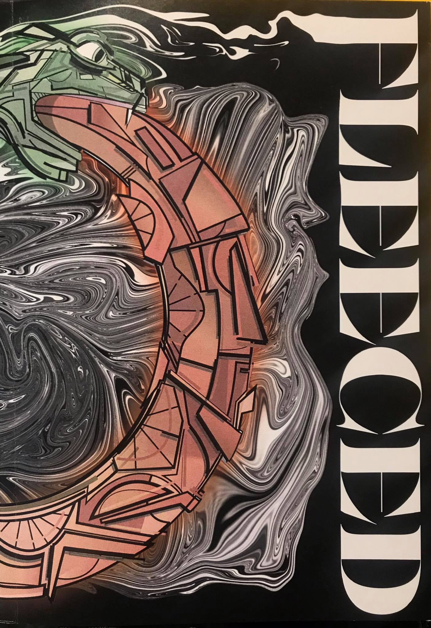 Fleeced Magazine issue 1 - The Library Project