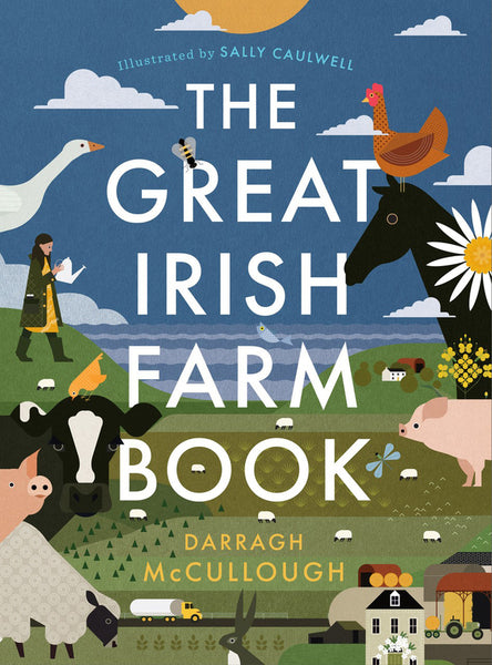 The Great Irish Farm Book, Darragh McCullough
