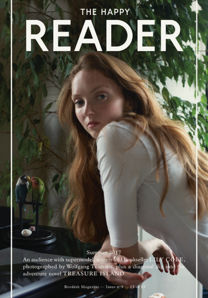 The Happy Reader Issue 9 - The Library Project