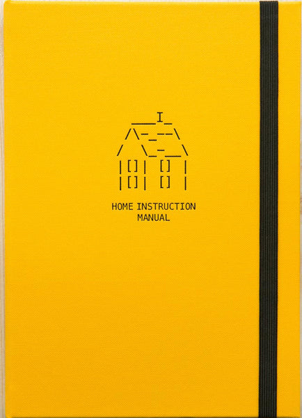 Home Instruction Manual, Jan McCullough - The Library Project