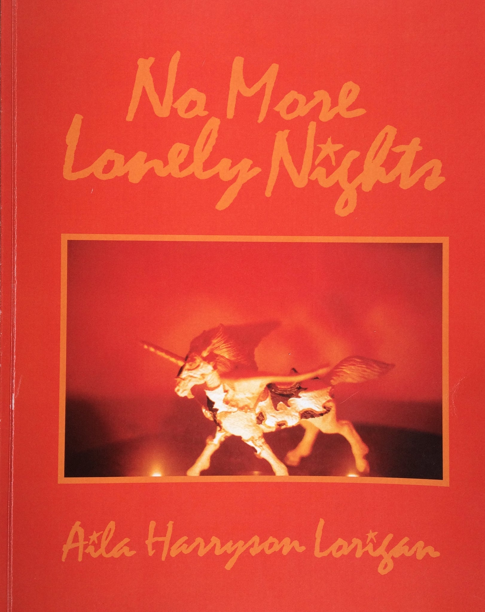 No More Lonely Nights, Aila Harryson Lorigan - The Library Project