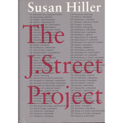 The J. Street Project, Susan Hiller