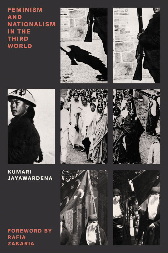 Feminism and Nationalism in the Third World, Kumari Jayawardena