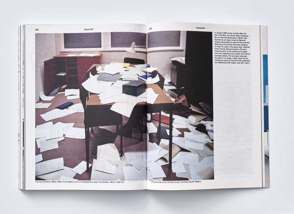 MacGuffin Issue 8: The Desk - The Library Project