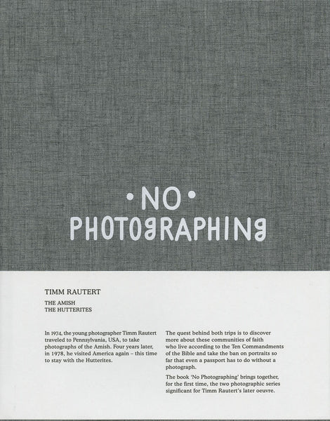 No Photographing, Timm Rautert - The Library Project