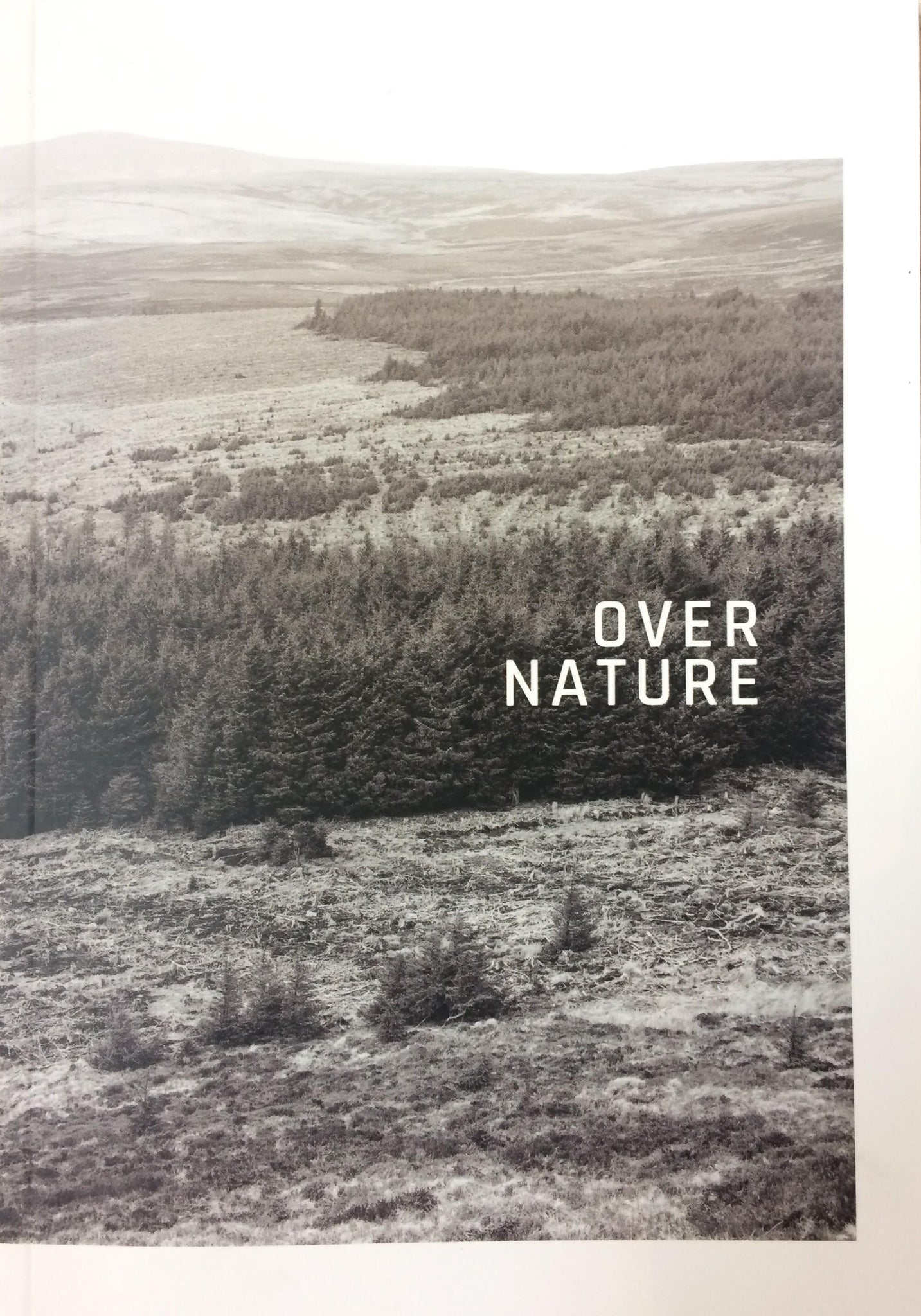 Over Nature - The Library Project