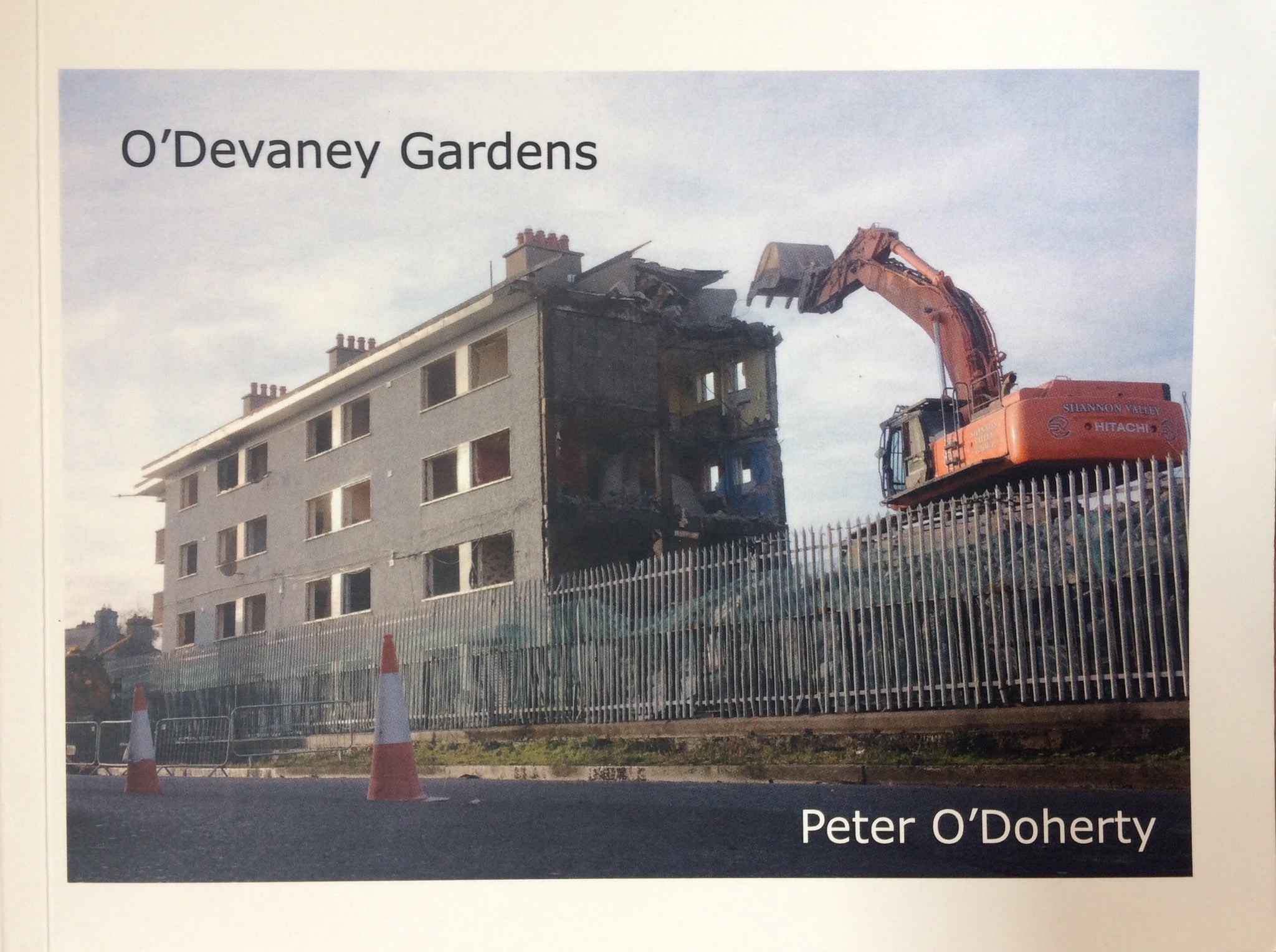 O'Devaney Gardens, Peter O' Doherty - The Library Project