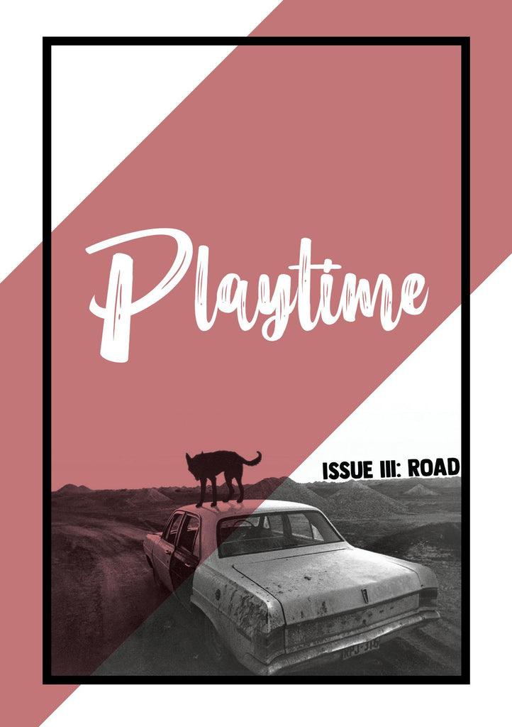Playtime Issue III: Road - The Library Project