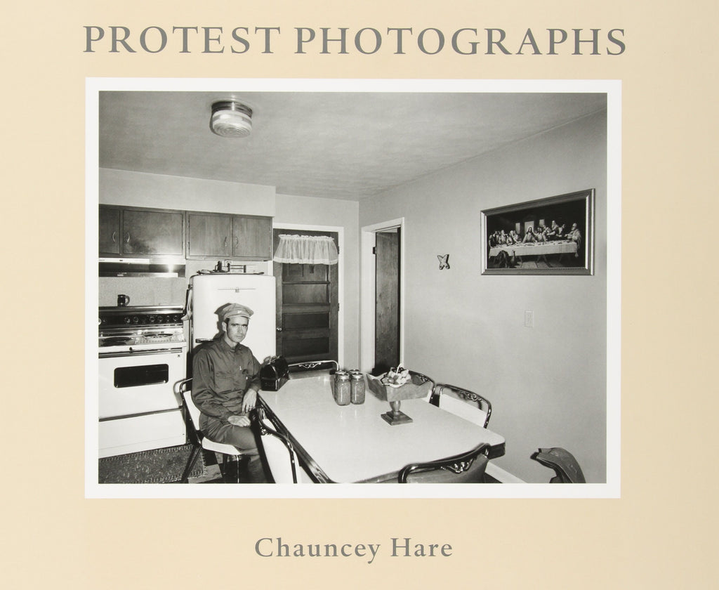 Protest Photography, Chauncey Hare - The Library Project