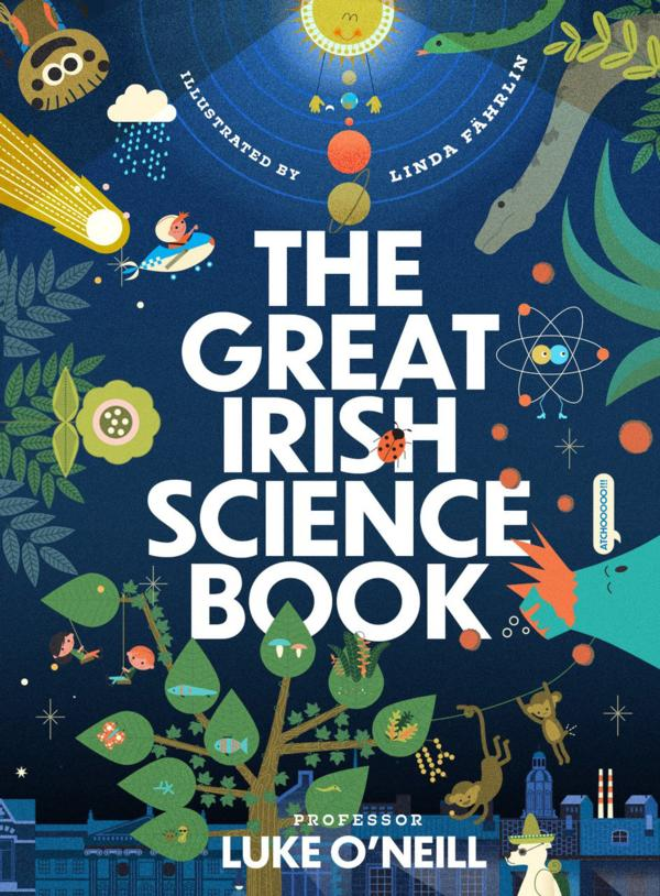 The Great Irish Science Book , Luke O Neil