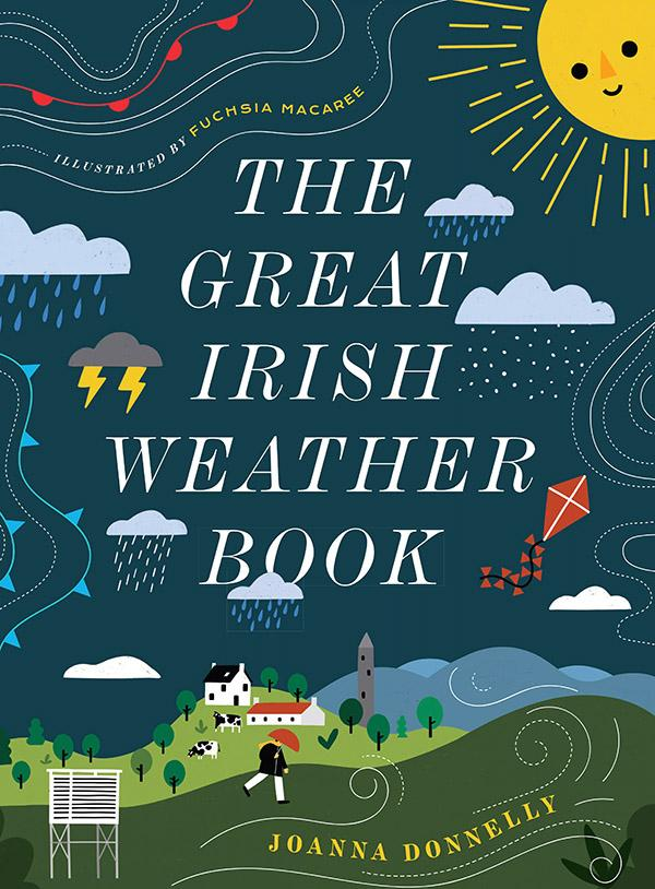 The Great Irish Weather Book , Joanna Donnelly - The Library Project