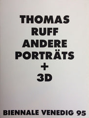 Other Portraits, Thomas Ruff