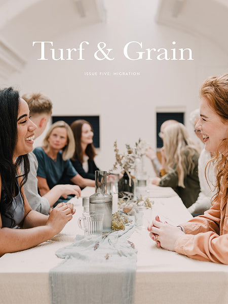 Turf & Grain Issue 5: Migration
