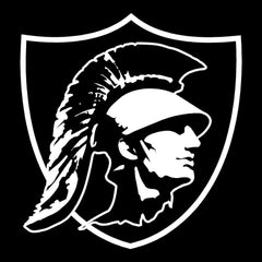 USC Trojans Shield - Raiders 4 Life Decal/Window Sticker