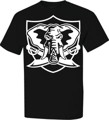 Oakland A's Elephant Shield - RAIDERS 4 LIFE Shirt
