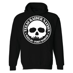 DFW Raiders 4 Life Booster Club Pullover Hoodie
