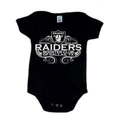 DFW Raiders 4 Life Booster Club Kids Shirt