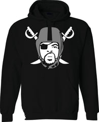Ice Cube - Raiders 4 Life Pullover Hoodie