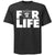Raiders FOR LIFE Tee Shirt