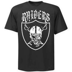 Skull & Shield Raiders 4 Life Tee Shirt