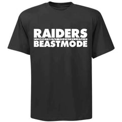 Beast Mode - RAIDERS 4 LIFE Shirt