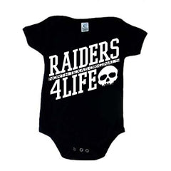 DFW Raiders 4 Life 2017 -  Kids Shirt or Onesie