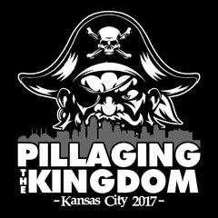 PIllaging the Kingdom - Presale Event Shirt, Towel & Ticket Combo