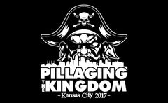 Pillaging the Kingdom - Event Towel