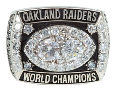 1980 Oakland Raiders Super Bowl XV Ring