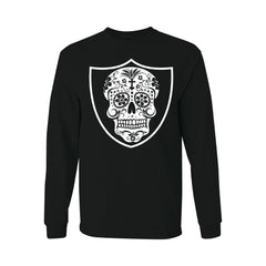 Aztec Skull - Raiders 4 Life Sweater
