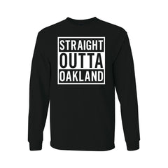 Straight Outta Oakland - Raiders 4 Life Sweater