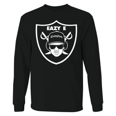 Eazy E Shield - Raiders 4 Life Sweater