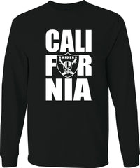 CALI FOR NIA - Raiders 4 Life Sweater