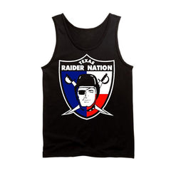 Texas Raider Nation - Raiders 4 Life Tank Top