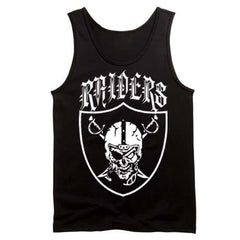 Skull & Shield Raiders 4 Life Tank Top