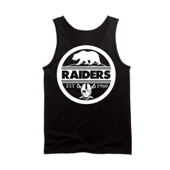 Seal of California - Raiders 4 Life Tank Top