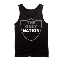 The Only Nation - Raiders 4 Life Tank Top