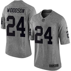 Charles Woodson - Oakland Raiders Alternate Jersey