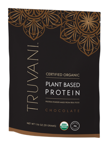 Plant Based Protein Powder (Chocolate) - Single Serving Pack