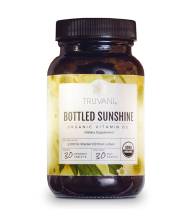 Bottled Sunshine Vitamin D3