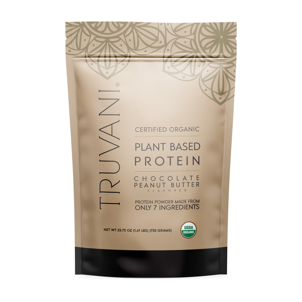 Plant Based Protein Powder (Chocolate Peanut Butter) Monthly Subscription*
