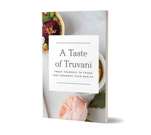 Taste of Truvani Cookbook