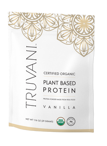 Plant Based Protein Powder (Vanilla) - Single Serving Pack
