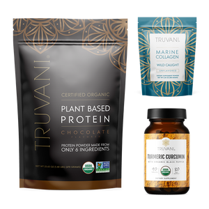 Recovery Bundle (Collagen, Protein, Turmeric) Monthly Subscription