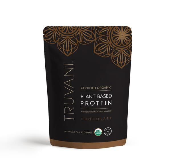 *Plant Based Protein Powder (Chocolate w/ Chia) (Recovery Bundle)*