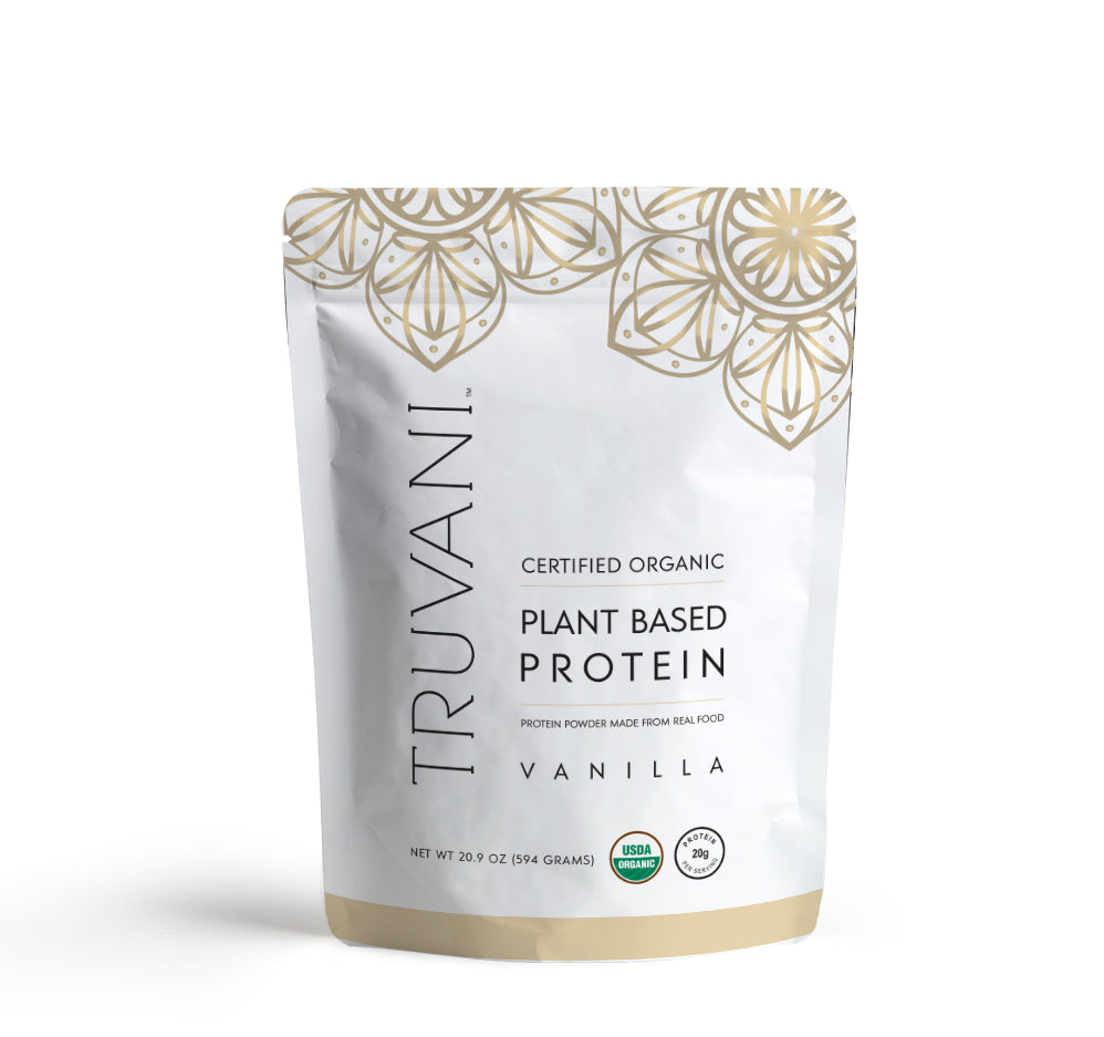 Plant Based Protein Powder (Vanilla) - Launch Special