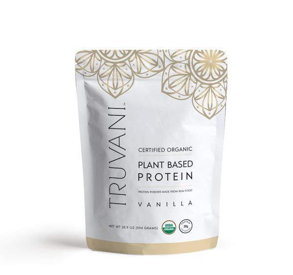 Plant Based Protein Powder (Vanilla) (Fitness Bundle)